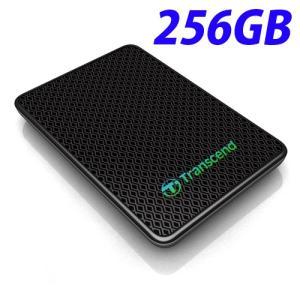 『売切れ御免』 TS256GESD400K トランセンド 外付SSD 256GB USB3.0 kilat