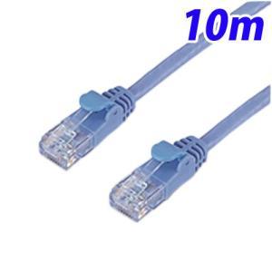 『売切れ御免』 エレコム LD-GP BU10 C RoHS対応LANケーブル CAT6 10m ブルー|kilat
