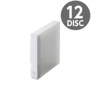 『売切れ御免』 CCD-FS12CR エレコム DVD/CD用ディスクファイル 12枚収納|kilat