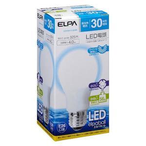 『売切れ御免』朝日電器 LED電球 一般電球A形 広配光 30W形 E26口金 昼光色 LDA4D-G-G588|kilat