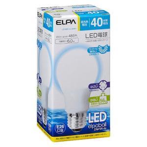 『売切れ御免』 ELPA LDA6D-G-G594 LED電球A型広配光|kilat
