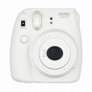 チェキ instax mini 8+(プラス) バニラ 富士フィルム インスタントカメラ カメラ フィルム 電化製品|kilat