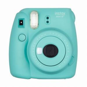チェキ instax mini 8+(プラス) ミント 富士フィルム インスタントカメラ カメラ フィルム 電化製品|kilat