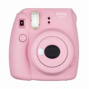 チェキ instax mini 8+(プラス) ストロベリー 富士フィルム インスタントカメラ カメラ フィルム 電化製品|kilat