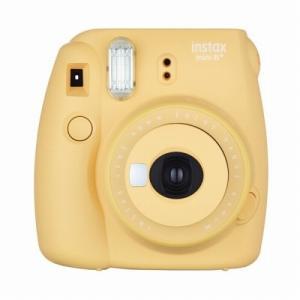 チェキ instax mini 8+(プラス) ハニー 富士フィルム インスタントカメラ カメラ フィルム 電化製品|kilat