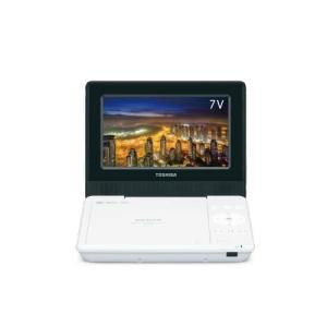 『代引不可』 東芝 レグザポータブルプレイヤー SD-P710S-W ポータブル DVDプレイヤー プレイヤー 電化製品 kilat