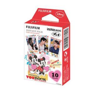 FUJIフイルム チェキ用フィルム『ミッキー&フレンズ』 INSTAX MINI 10枚入|kilat