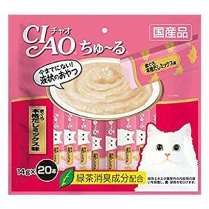 いなば CIAO チャオ ちゅ〜る まぐろ 本格だしミックス味 14g×20本 SC-191 国産|kilat
