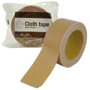 GRATES 布粘着テープ 厚さ0.23mm 幅50mm×長さ25m 1巻 kilat