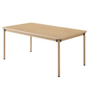 『代引不可』 『激安』ユニバーサルテーブル 160×90cm メープル『返品不可』|kilat