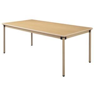『代引不可』 ユニバーサルテーブル 180×90cm メープル『返品不可』|kilat