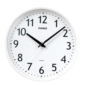 カシオ 掛時計 IQ-58-7JF ホワイトの商品画像