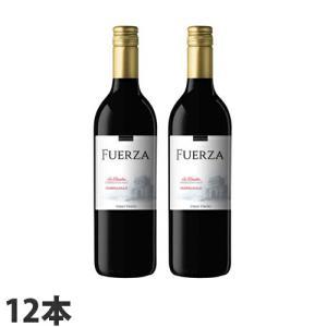 『スペイン直輸入』フエルザ・ティント 赤ワイン Fuerza Vino 1箱(12本)|kilat