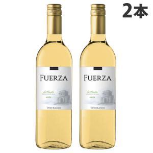 『スペイン直輸入』フエルザ・ブランコ 白ワイン Fuerza Vino 1セット(2本)|kilat