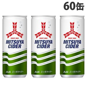 アサヒ 三ツ矢サイダー 250ml×60缶