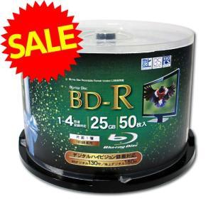 Lazos BD-R 50枚 1-4速 1回記録用 スピンドル