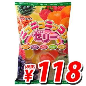 七尾製菓 ニコニコニッコリゼリー 24個入