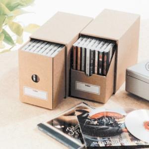 CD収納ボックス|kilat