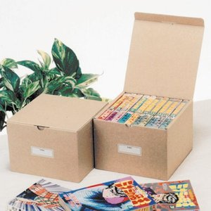 コミック収納ボックス