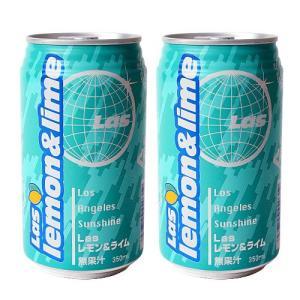 神戸居留地 Las レモンライム 350ml×2缶セット(2缶で100円税抜)|kilat