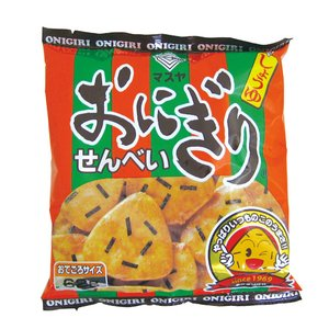マスヤ おにぎりせんべい 1袋(100円税抜)の商品画像