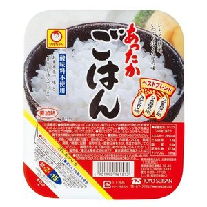 マルちゃん あったかごはん 1個(100円税抜)|kilat