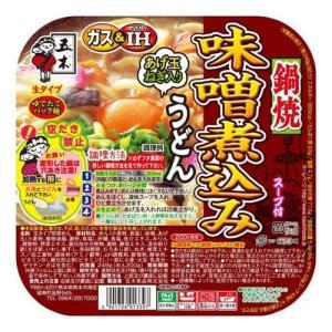 五木食品 鍋焼味噌煮込みうどん 249g