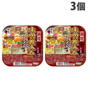 五木食品 鍋焼味噌煮込みうどん 249g×3個