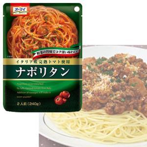 日本製粉 オーマイ ナポリタン 240g|kilat