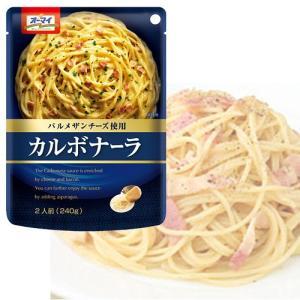日本製粉 オーマイ カルボナーラ 240g|kilat
