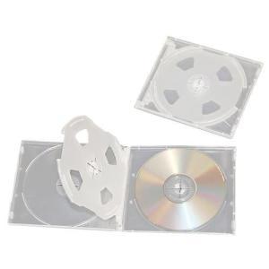 CD&DVD ソフトケース 4枚収納 2P|kilat