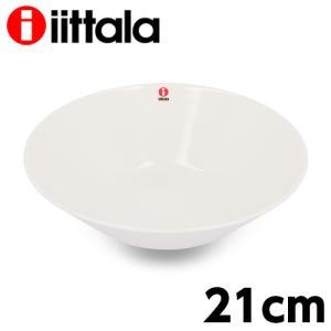購入単位:1個  iittala(イッタラ) ティーマ(TEEMA) ボウル 21 cm ホワイト