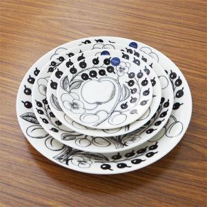 Arabia アラビア ブラック パラティッシ プレート(皿) 21cm|kilat|08