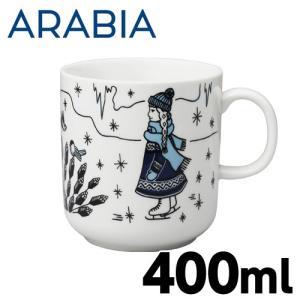 Arabia ピーロパイッカ Piilopaikka Pakkanen マグカップ 400ml
