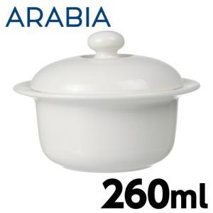 『売切れ御免』 Arabia アラビア Arctica アルクティカ 蓋付きシュガーボウル 260ml|kilat