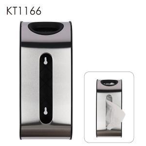 『売切れ御免』 シンプルヒューマン KT1166 ウォールマウント グロッサリーバッグ ディスペンサー ステンレス ゴミ箱 simplehuman|kilat