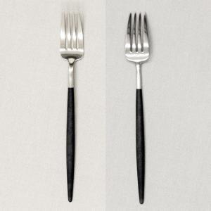 Cutipol クチポール GOA Black ゴア ブラック Dinner fork ディナーフォーク kilat 03