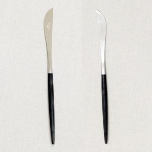 Cutipol クチポール GOA Black ゴア ブラック Dessert knife デザートナイフ|kilat|03