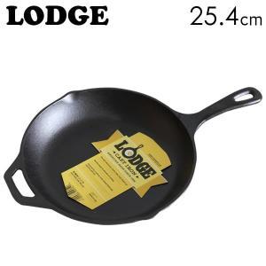 LODGE ロジック シェフ スキレット 10インチ 25.4cm CAST IRON CHEF SKILLET LCS3|kilat