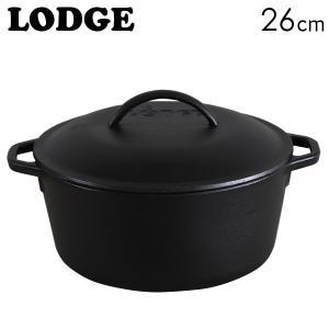 LODGE ロジック キッチンオーヴン ループハンドル 10-1/4インチ 26cm CAST IRON DUTCH OVEN L8DOL3|kilat