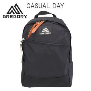 GREGORY グレゴリー CASUAL DAY カジュアルデイ 22L ブラック 65200