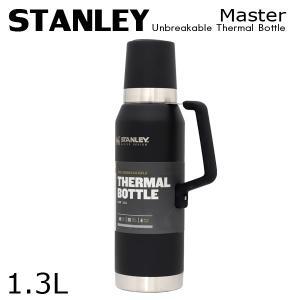 STANLEY スタンレー マスター 真空ボトル マットブラック 1.3L 1.4QT|よろずやマルシェ PayPayモール店