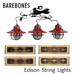 Barebones Living ベアボーンズ リビング Edison String Lights ...