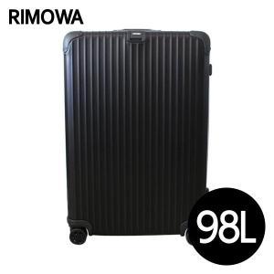 RIMOWA TOPAS STEALTH 98616 98L ブラック kilat