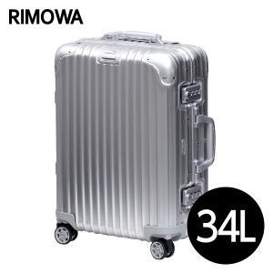 リモワ RIMOWA トパーズ 34L シルバー TOPAS キャビン マルチホイール スーツケース 923.53.00.4|kilat
