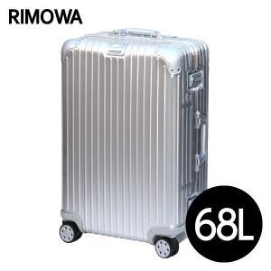 リモワ RIMOWA トパーズ 68L シルバー TOPAS マルチホイール スーツケース 924.63.00.4