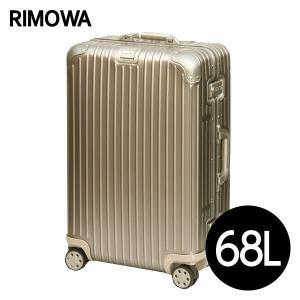 リモワ RIMOWA トパーズ チタニウム 68L TOPAS TITANIUM マルチホイール スーツケース 924.63.03.4 kilat