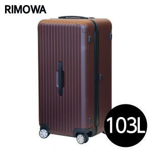 リモワ RIMOWA サルサ スポーツ 103L カルモナレッド SALSA スポーツマルチホイール スーツケース 810.80.14.4|kilat