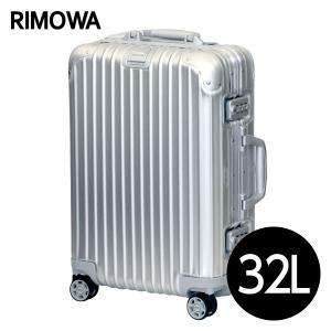 リモワ RIMOWA トパーズ 32L シルバー TOPAS...