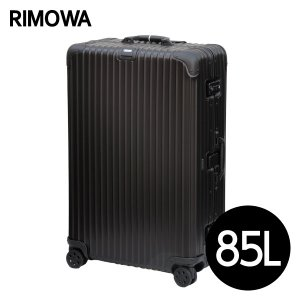 リモワ RIMOWA トパーズ ステルス 85L ブラック TOPAS STEALTH マルチホイール スーツケース 923.73.01.4|kilat